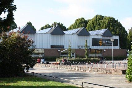 Sportcomplex De Helster Elst zonnepanelen Atama