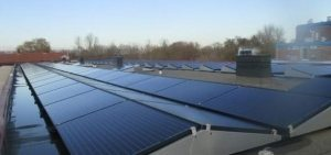 Idealis zonnepanelen Wageningen