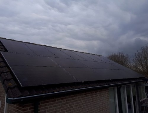 18 zonnepanelen in Beuningen